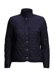 JENNIE QUILTED JKT - CORE NAVY