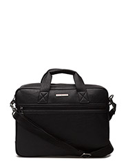ESSENTIAL COMPUTER BAG - BLACK