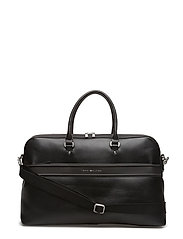 CITY BUSINESS DUFFLE NOVELTY - BLACK