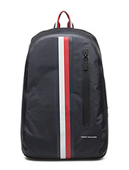 TH WEATHERPROOF BACK - TOMMY NAVY