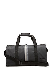 TH WEATHERPROOF DUFFLE - BLACK