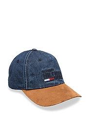 THD JEANS CAP - BLUE