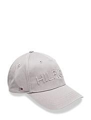 HILFIGER CAP - GREY