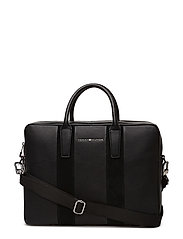 BUSINESS LEATHER COM - BLACK