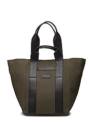 TH EDITION TOTE, OS - GREEN / BLACK