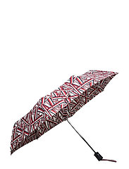 TH FOLDABLE UMBRELLA - CORP STRIPE PRINT