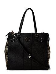 LOUISE TOTE - BLACK