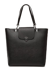 EFFORTLESS NOVELTY TOTE - BLACK