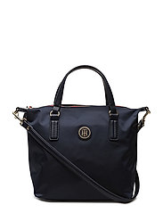 POPPY SMALL TOTE, 41 - TOMMY NAVY