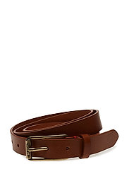 THD LONG BUCKLE BELT 2.5CM - BROWN