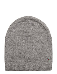 NEW ODINE BEANIE - GREY