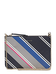 LOVE TOMMY CROSSOVER PRINT - BLUE