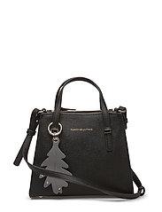 MODERN MINI SATCHEL - BLACK