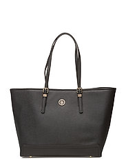 HONEY EW TOTE, 002, - BLACK