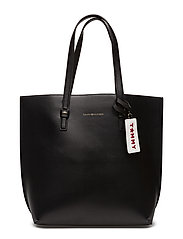 TH EFFORTLESS TOTE L - BLACK