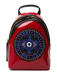 GIGI HADID MICRO BACKPACK - RED