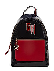 GIGI HADID MINI BACKPACK - BLUE