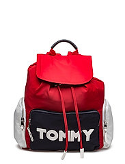 TOMMY NYLON BACKPACK - CORPORATE CB
