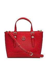 HONEY SMALL TOTE - TOMMY RED