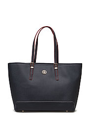 HONEY EW TOTE, 905, - TOMMY NAVY / EDGE PAINT