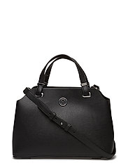 TH CORE SATCHEL - BLACK
