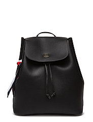 CHARMING TOMMY BACKP - BLACK