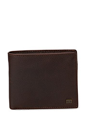PAOLO CC AND COIN POCKET - BROWN