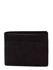 CAS-CHAD SLG CC FLAP/COIN POCKET - BLACK