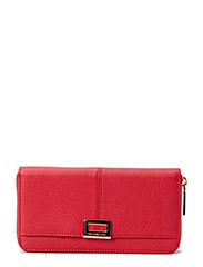 INGRID LARGE Z/A WALLET - PINK