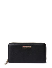 JACQUELINE LARGE ZA WALLET - BLACK