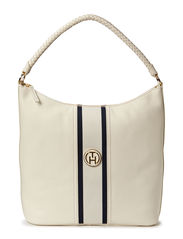 CLAIRE HOBO B - WHITE