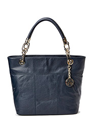 TH SIGNATURE TOTE - BLUE