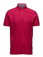 50/2 PERFORMANCE POLO S/S RF - BRIGHT ROSE