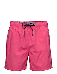 SOLID SWIM TRUNK - PINK