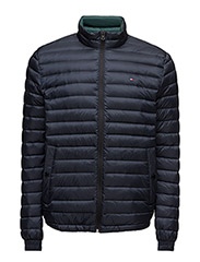 LW PACKABLE DOWN BOMBER - BLUE