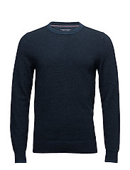TEXTURED TWO COLOUR - MAJOLICA BLUE HEATHER