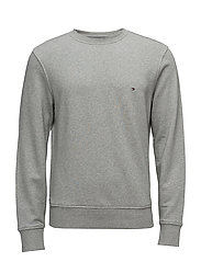 CORE COTTON SWEATSHI - GREY