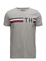 STRIPED LOGO GRAPHIC - CLOUD HTR