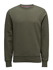 BASIC SWEATSHIRT, 31 - FOUR LEAF CLOVER