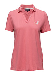 MARCELLA POLO SS - PINK