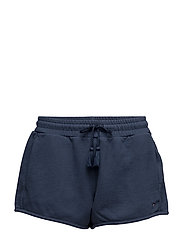 KIARA SWEAT SHORTS - BLUE