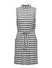 ASTRID DRESS NS - WHITE