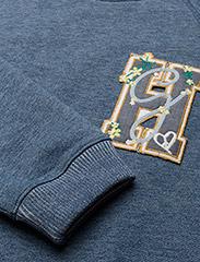 Cotton Sweatshirt Gigi Hadid