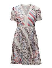 Silk Chiffon Dress Gigi Hadid