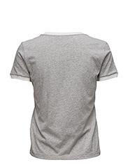 Cotton Printed T-shirt Gigi Hadid
