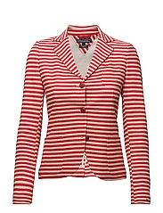 TONNA BLAZER - RED