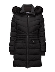 COCO DOWN COAT - BLACK