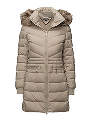 COCO DOWN COAT - GREY
