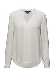 JANDI BLOUSE LS - WHITE