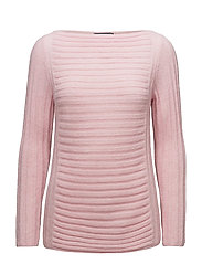 PIPPA TEXTURE BOAT-N - ORCHID PINK